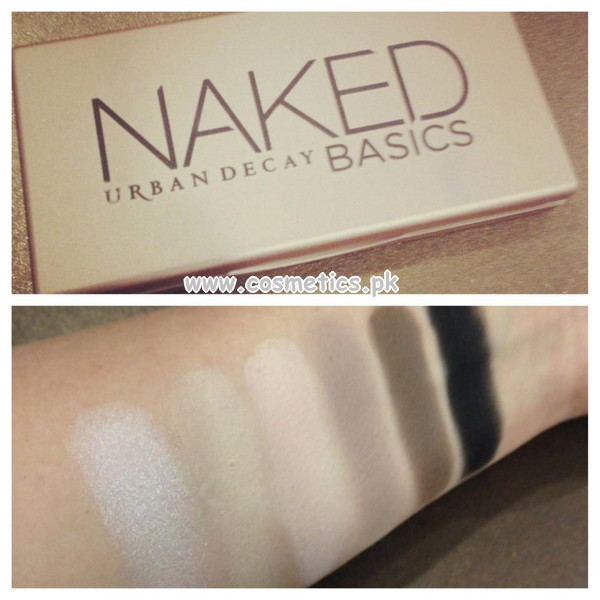Urban Decay Naked Basics 2013 For Winter