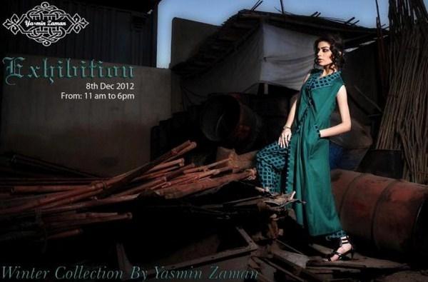 Yasmin Zaman Winter Collection 2012-2013 For Women 005