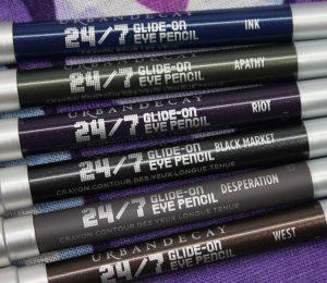 Urban Decay Eye Pencils For Summer 2013