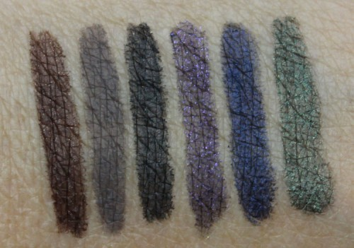 Urban Decay Eye Pencils For Summer 2013 004