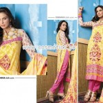 Latest Eid Fashion Trend 2013 In Pakistan 014