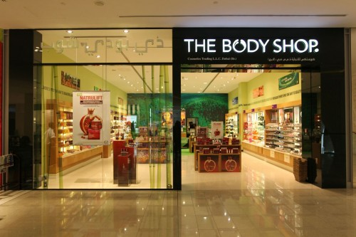 The Body Shop Cosmetics