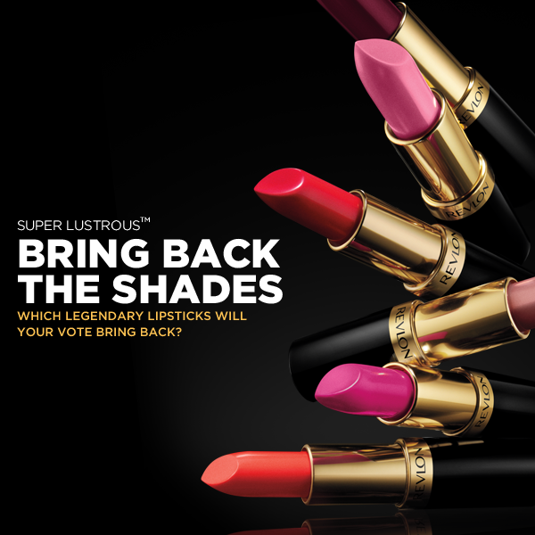 Latest Lipstick Shades For Winter 2013 by Revlon 1