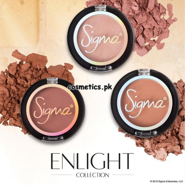 Enlight Collection by Sigma Beauty 2014 Review and Swatches 4