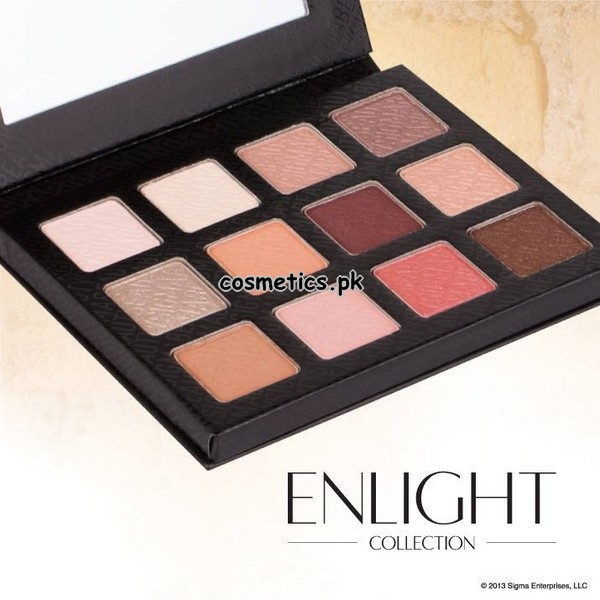 Enlight Collection by Sigma Beauty 2014 Review and Swatches 5