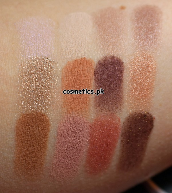 Enlight Collection by Sigma Beauty 2014 Review and Swatches 8