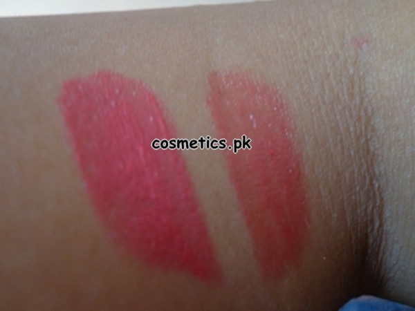 NYX Color Lip Balm Shukran 2014- Review and Swatches 1