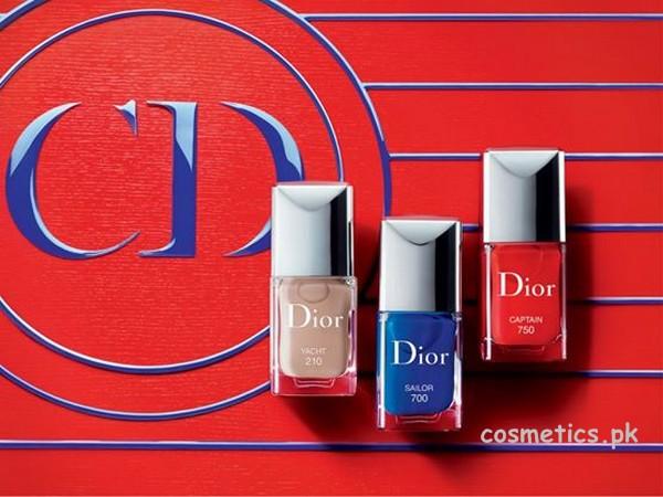 Dior Transat Makeup Collection 2014 For Summer 4