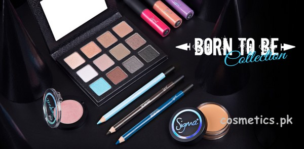 Sigma Beauty Born To Be Collection 2014 Review and Swatches 1