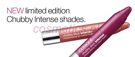 Chubby Stick Intense Moisturizing Lip Color Balm - Summer 2014