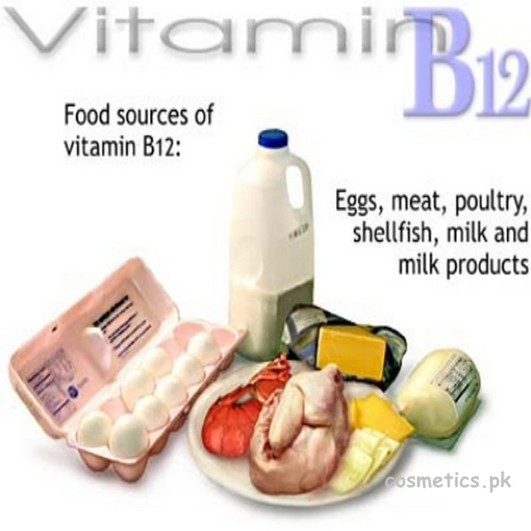 18 Benefits Of Vitamin B12 For Skin, Hair and Health 1