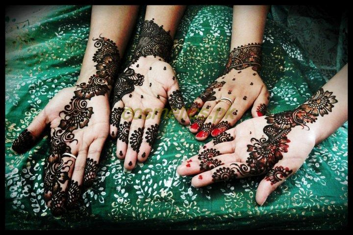 cosmetics.pk 37 Beautiful Mehndi Designs
