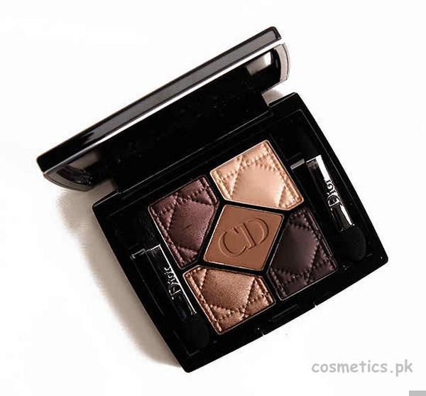 Dior Cuir Cannage (796) Eyeshadow Palette Review, Swatches and Price