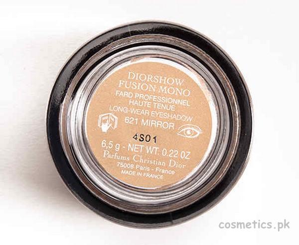 Dior Mirror (621) Fusion Mono Long-Wear Eyeshadow Kit 2