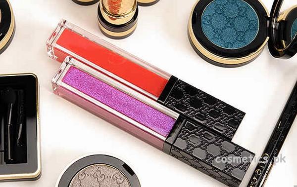 Gucci Vibrant Demi-Glaze Lip Lacquer Swatches and Review