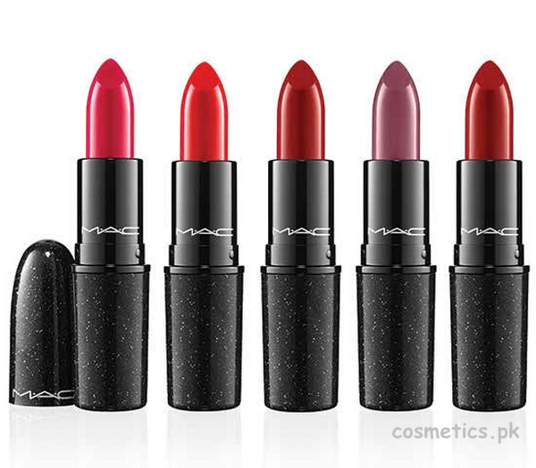 MAC Heirloom Mix Lipsticks Review and Swatches