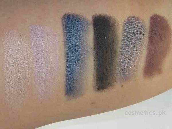 MAC Riff-Raff Eyeshadow Palette Review & Swatches 1