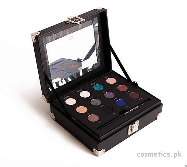 Make Up For Ever Studio Case Eyeshadow Palette Review, Swatches and Price