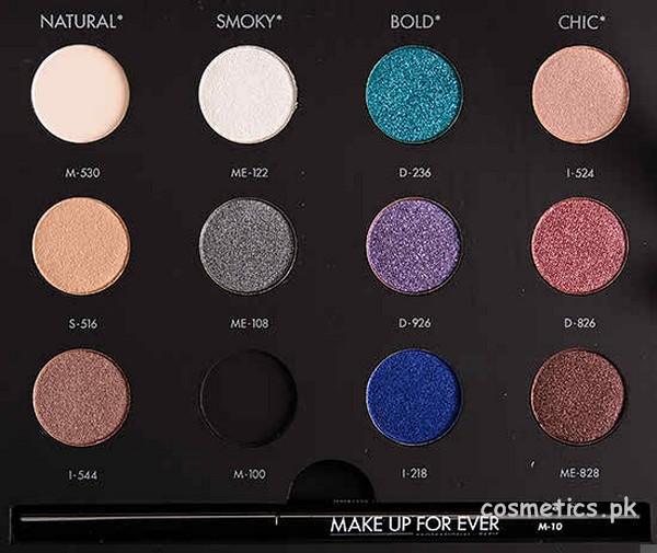 Make Up For Ever Studio Case Eyeshadow Palette 2