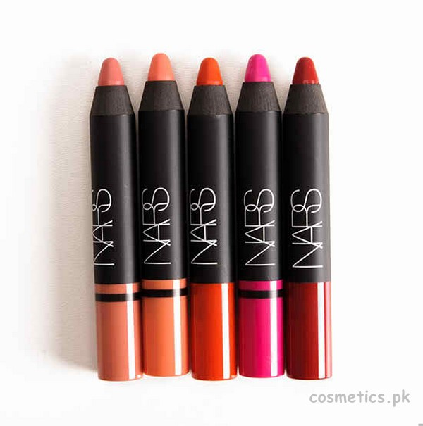 NARS Digital World Lip Pencil Set - Review, Swatches and Photos 1