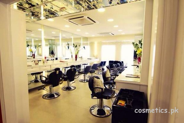 Nadia Hussain Salon & Clinic Services And Charges 2