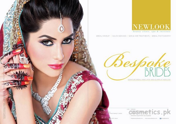 Newlook Beauty Salon Cover