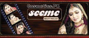 Seeme Beauty Parlour Lahore