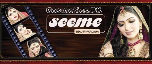 Seeme Beauty Parlour cover