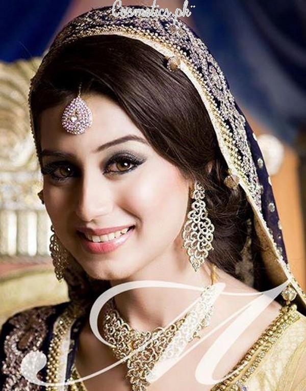 Madeeha 39 s bridal salon and studio makeup 7 for Asma t salon lahore
