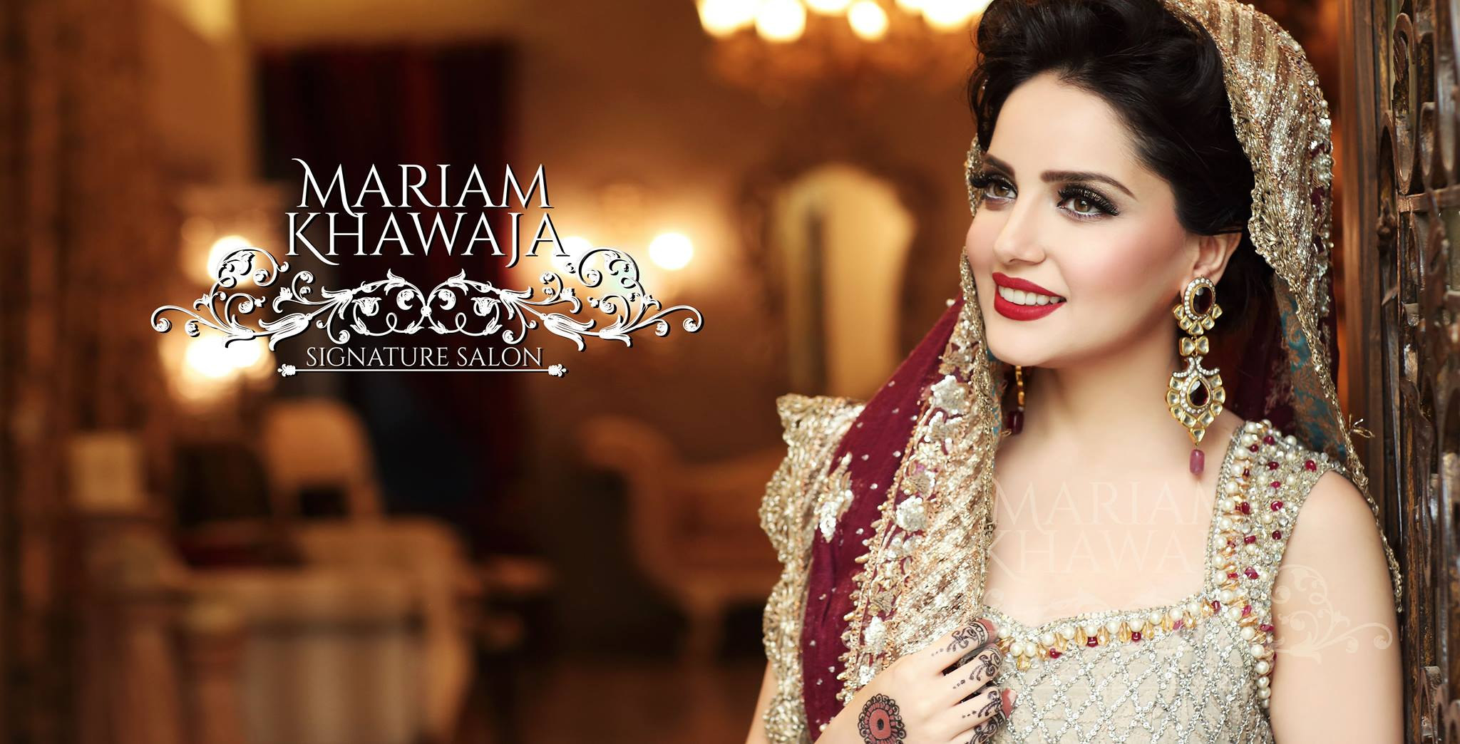 Mariam 39 s bridal salon cover for Photo salon