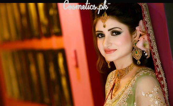 Mariam 39 s bridal salon makeup 12 for Asma t salon lahore