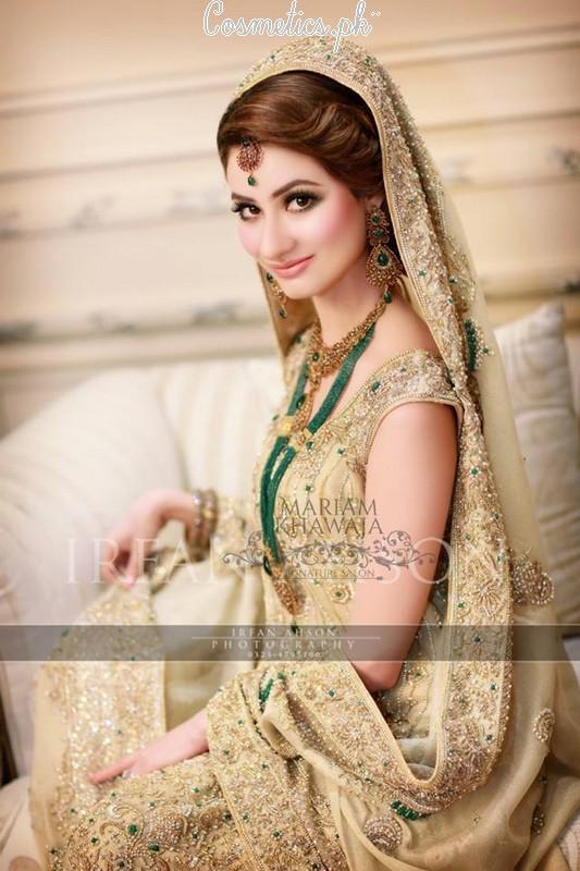 mariam 39 s bridal salon makeup 7 On asma t salon lahore