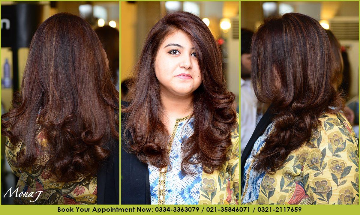 Mona j salon spa hair services 005 for Mona j salon karachi