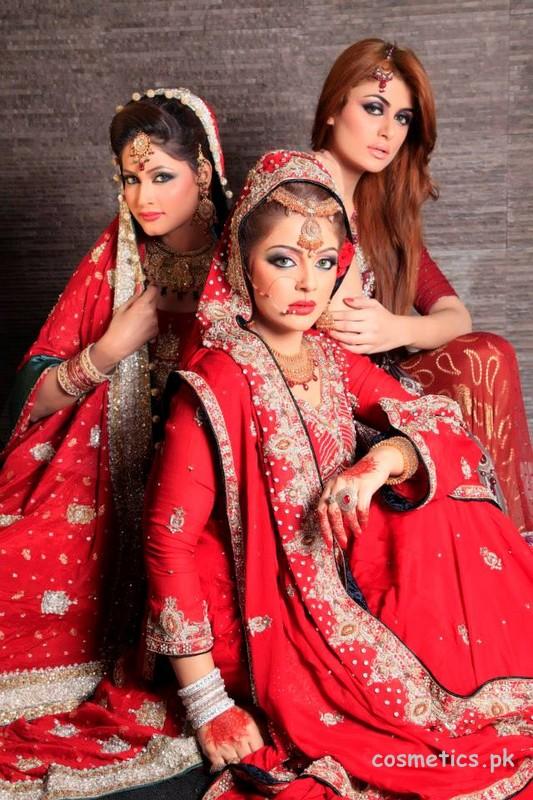 Najlas Beauty Salon Makeup Cosmetics Pk