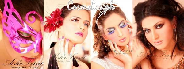 Aisha Faisal Makeup Studio 1