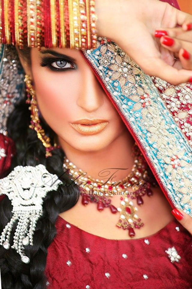 Aisha Faisal Makeup Studio Services And Makeup Charges