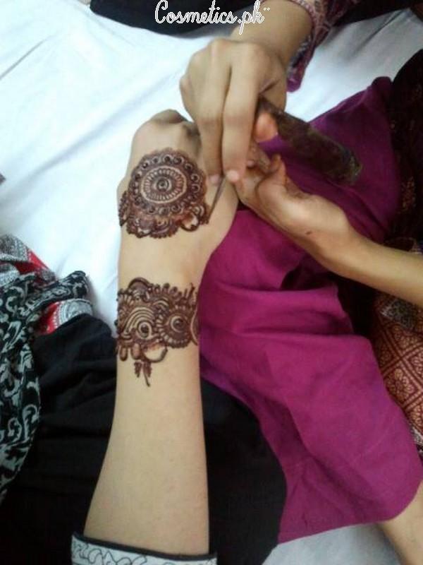 Mehndi Makeup In I : Aisha faisal makeup studio mehndi