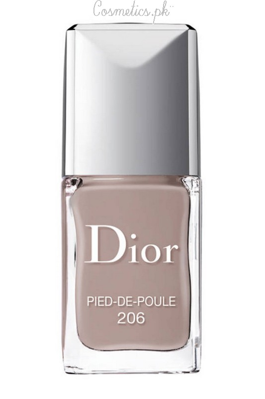 Nail Polish Colors For Winter 2015 Dior Sandy Greige