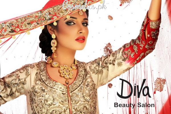 Diva Beauty Salon Services, Make Up, Price List, Charges