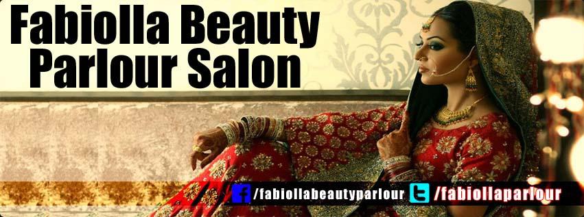 Fabiolla Beauty Parlour Cover