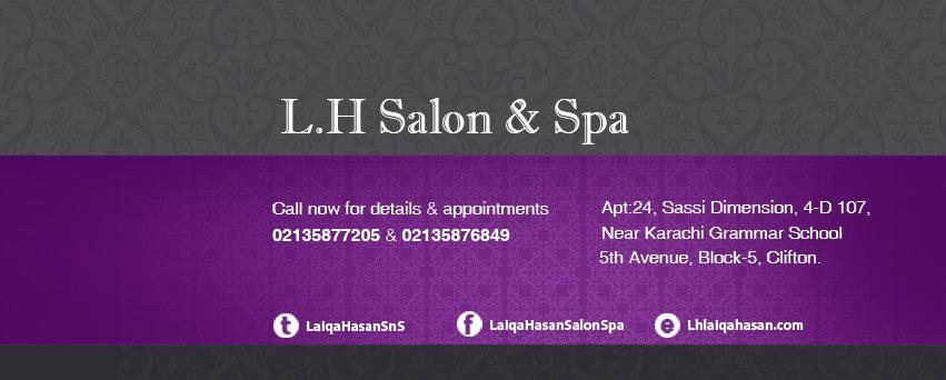 Laiqa Hasan Salon & Spa Cover