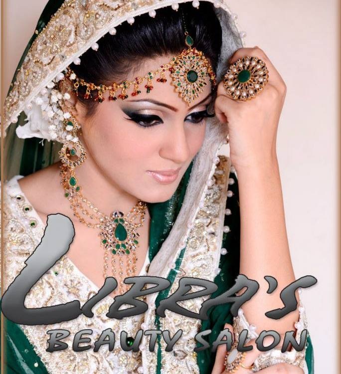 Libra's Beauty Salon Services And Make Up Charges
