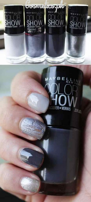 Maybelline Colorshow Nail Polish Review | Shades #3