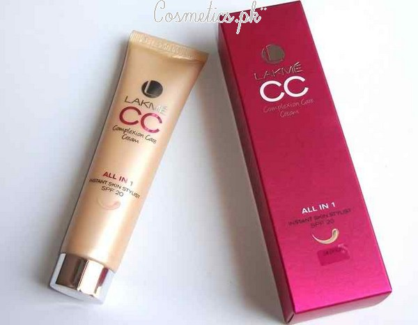 Top 10 BB Creams In Pakistan - Lakme Complexion Care Cream