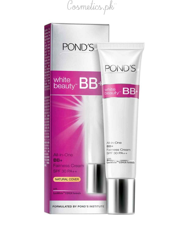 Top 10 BB Creams In Pakistan - Pond's White Beauty BB+ Fairness Cream