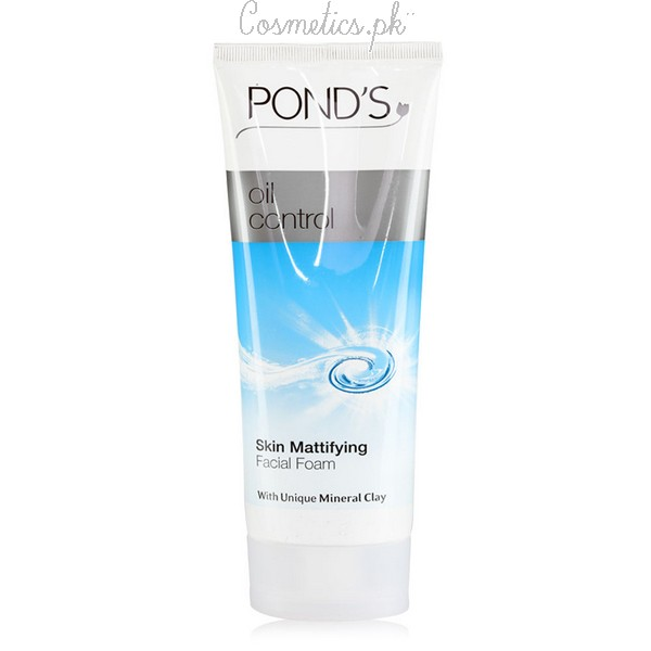 Top 10 Best Face Wash For Oily Skin - Pond's Oil Control Face Wash