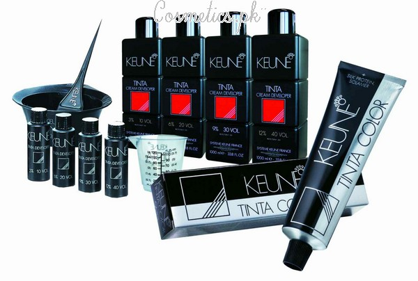 Top 10 Best Hair Color Brands In Pakistan - Keune