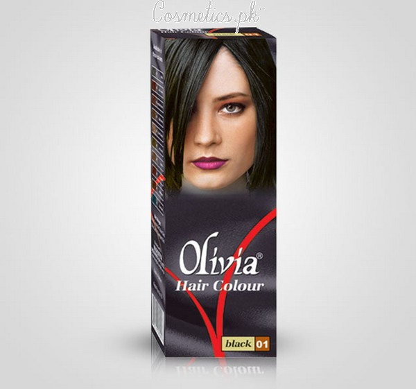 Top 10 Best Hair Color Brands In Pakistan - Olivia