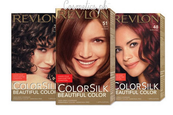 Top 10 Best Hair Color Brands In Pakistan - Revlon