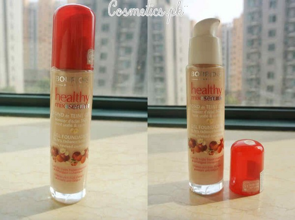 Top 10 Liquid Foundations With Price - Bourjois Healthy Mix Serum Foundation